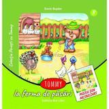Tommy la ferma de pasari - Dorin Bujdei, editura Ars Libri