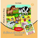 Tommy la ferma de animale - Dorin Bujdei, editura Ars Libri