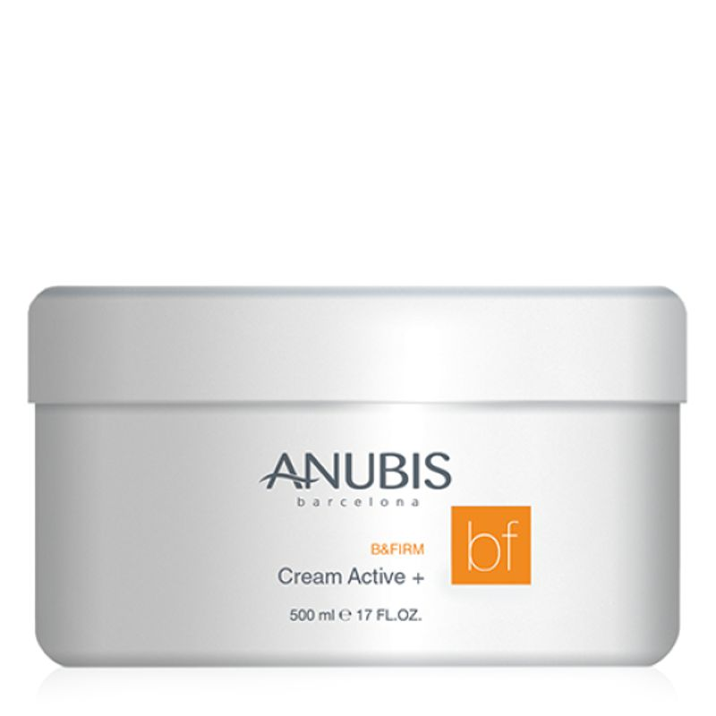Crema de Corp Modelatoare - Anubis B & Firm Cream Active+ 500 ml