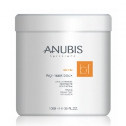Masca Modelatoare cu Argila - Anubis B & Firm Argi-Mask Black 1000 ml