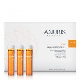 Concentrat Modelator si Tonifiant – Anubis B & Firm Concentrate Active+ 8 fiole x 10 ml de la esteto.ro