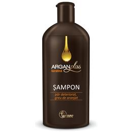 Sampon Farmec Argan Plus cu Keratina, 250ml