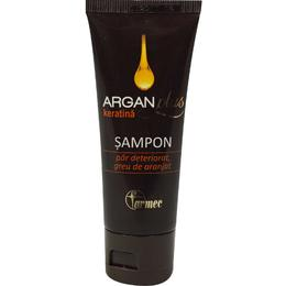 Sampon Farmec Argan Plus cu Keratina, 40ml