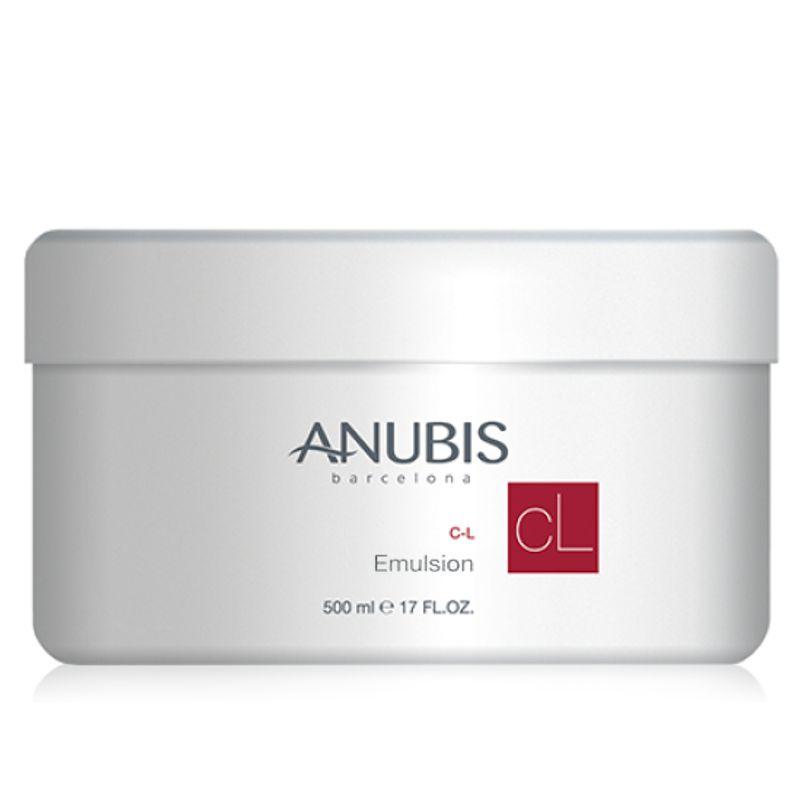 Gel Reductor Anticelulitic - Anubis C-L Emulsion Gel 500 ml imagine