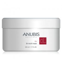 Masca-gel Anticelulitica Cu Ginko Biloba Anubis C-l Bi Actif Mask 500 Ml