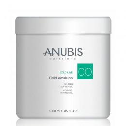 Gel Racoritor pentru Picioare Obosite - Anubis Cold Line Cold Emulsion 1000 ml
