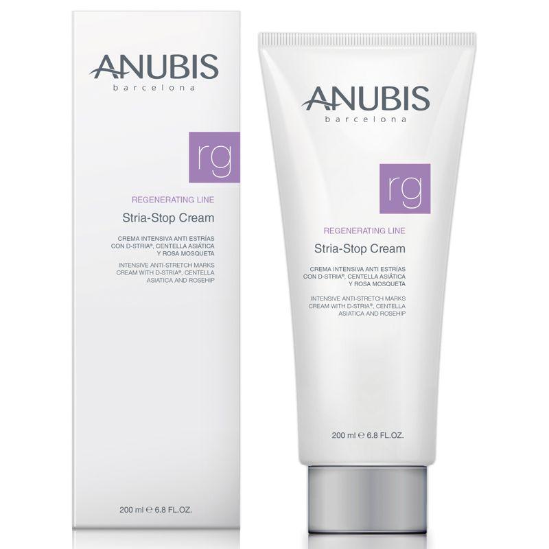 Crema pentru Pielea cu Vergeturi - Anubis Regenerating Line Stria-Stop Cream 200 ml
