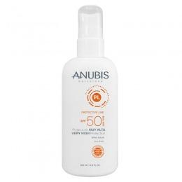 Emulsie Faciala cu Protectie Solara - Anubis Protective Line SPF 50+ Protective Facial Emulsion 200 ml