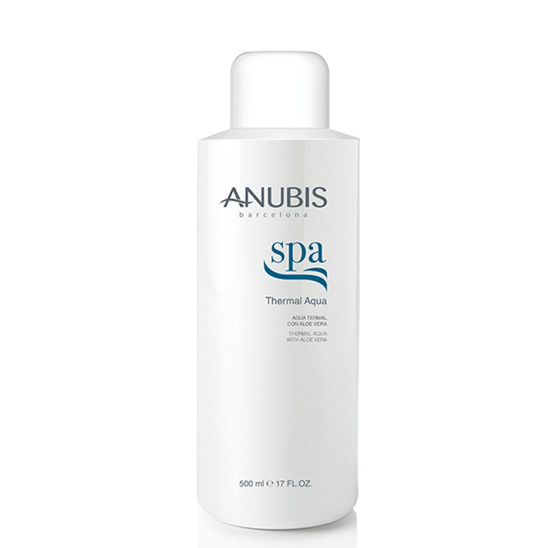 Apa Termala cu Aloe Vera - Anubis Spa Thermal Aqua 500 ml imagine