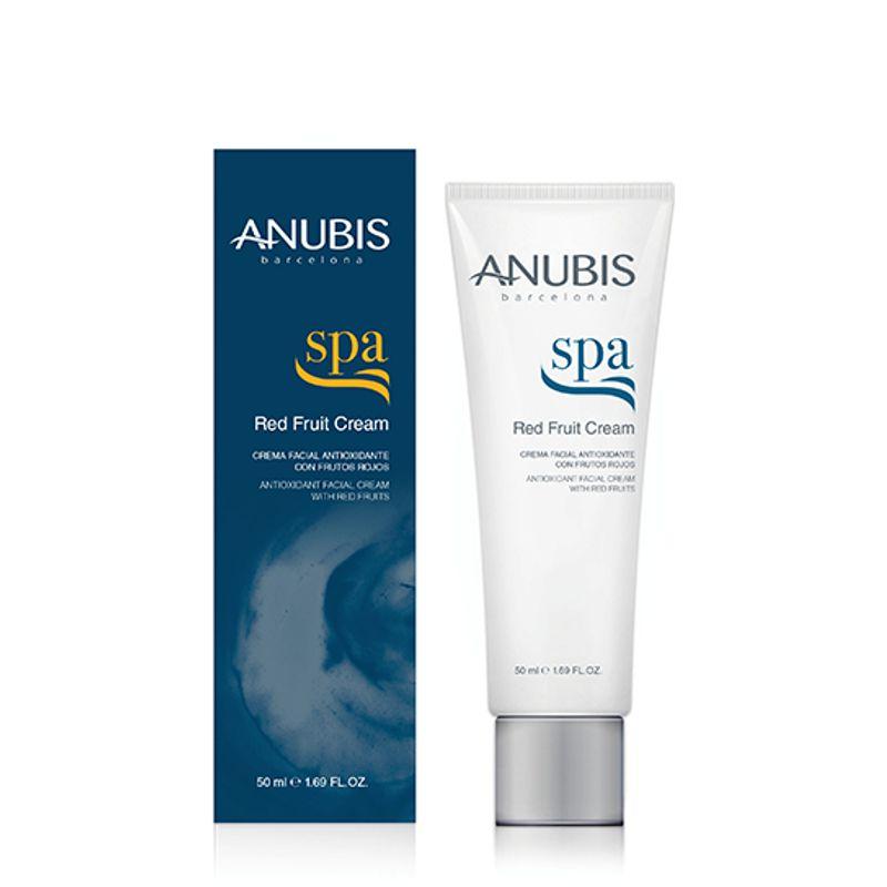 Crema Antioxidanta pentru Masaj Facial - Anubis Spa Red Fruit Cream 50 ml imagine produs