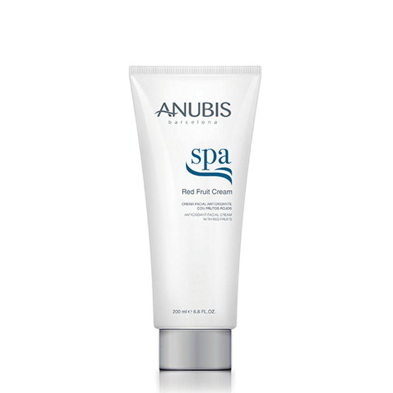 Crema Antioxidanta pentru Masaj Facial - Anubis Spa Red Fruit Cream 200 ml