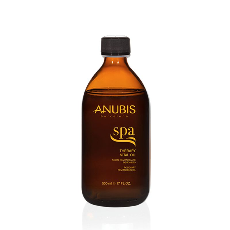 Imagine Ulei Revitalizant Pentru Masaj Corporal Anubis Spa Therapy Vital