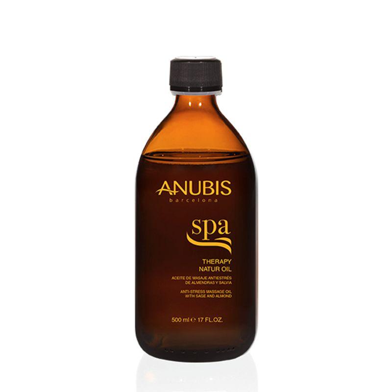 Imagine Ulei Antistres Pentru Masaj Corporal Anubis Spa Therapy Natur Oil