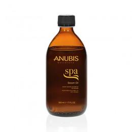 Ulei Nutritiv pentru Masaj Corporal si Facial - Anubis Spa Nourishing Sesam Oil 500 ml