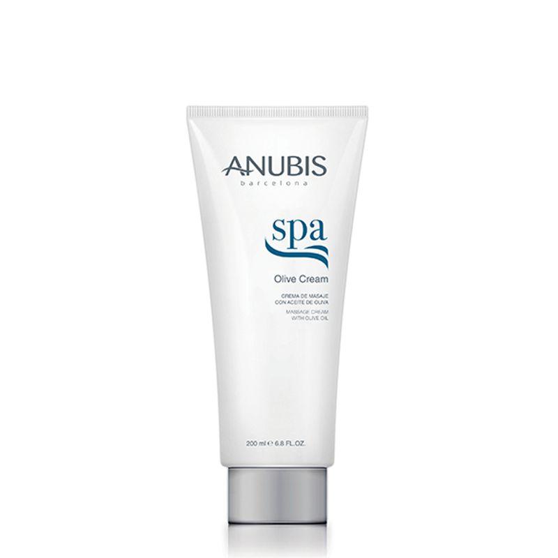 Imagine Crema Pentru Masaj Corporal Si Facial Anubis Spa Olive Cream 200