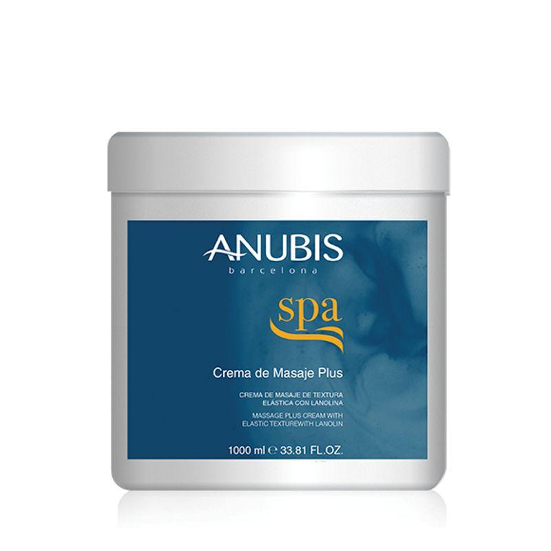 Imagine Crema Pentru Masaj Corporal Cu Alantoina Anubis Spa Massage Plus