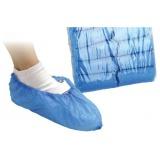 Acoperitori Incaltaminte Polietilena Unica Folosinta - Beautyfor Disposable Polyethylene Overshoes, 100 buc