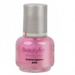 Solutie Indepartare Cuticule - Beautyfor Cuticle Remover, Pink, 15ml