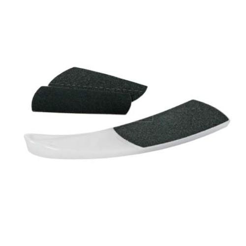 Pila Pedichiura cu Rezerve Interschimbabile - Beautyfor Foot File V-Line with Changeable Paper imagine produs