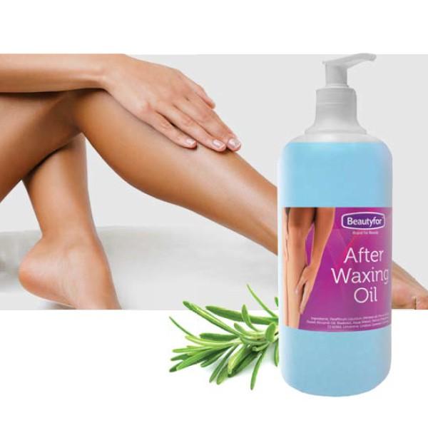 Ulei Post Epilare - Beautyfor After Waxing Oil, 1 litru imagine produs
