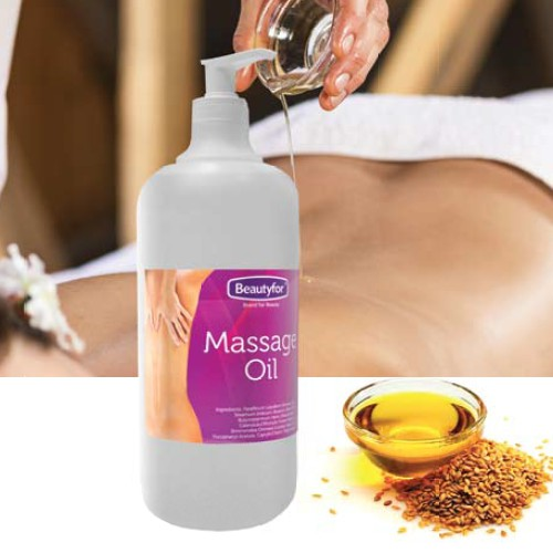Ulei Masaj - Beautyfor Massage Oil, 1 litru imagine produs