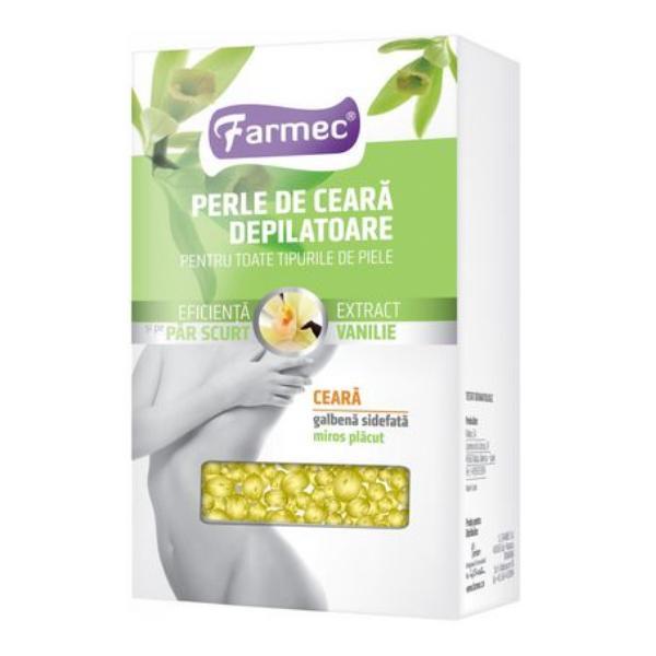 Perle de Ceara Depilatoare Farmec, 250g imagine produs