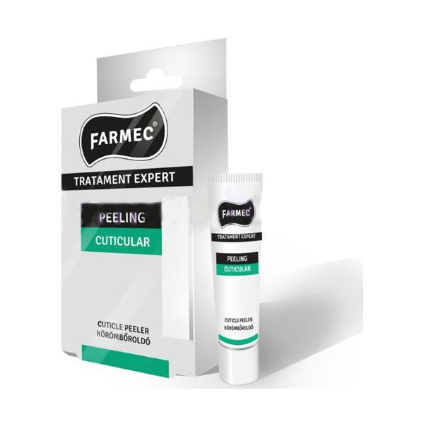 Peeling Cuticular - Farmec Tratament Expert Cuticle Peeler, 15ml imagine produs