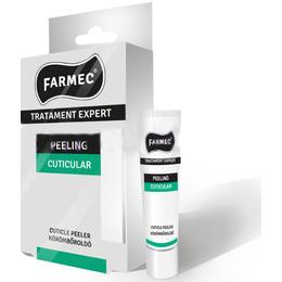 Peeling Cuticular - Farmec Tratament Expert Cuticle Peeler, 15ml