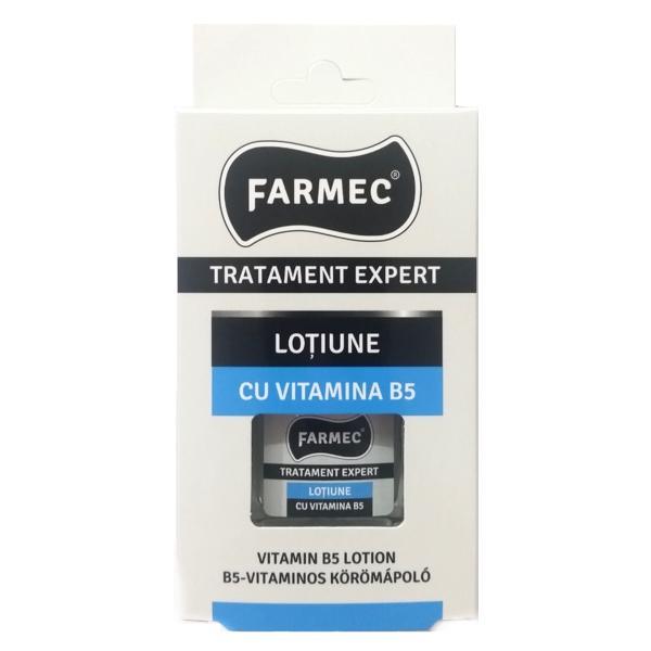 Lotiune cu Vitamina B5 - Farmec Tratament Expert Vitamin B5 Lotion, 11ml imagine produs