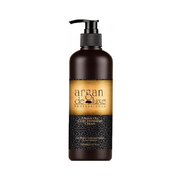 Crema tratament cu keratină - Argan de luxe Professional 240 ml imagine produs