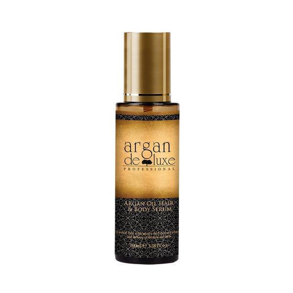 Ser pentru păr şi corp cu ulei de argan Argan de Luxe Professional 100 ml esteto.ro