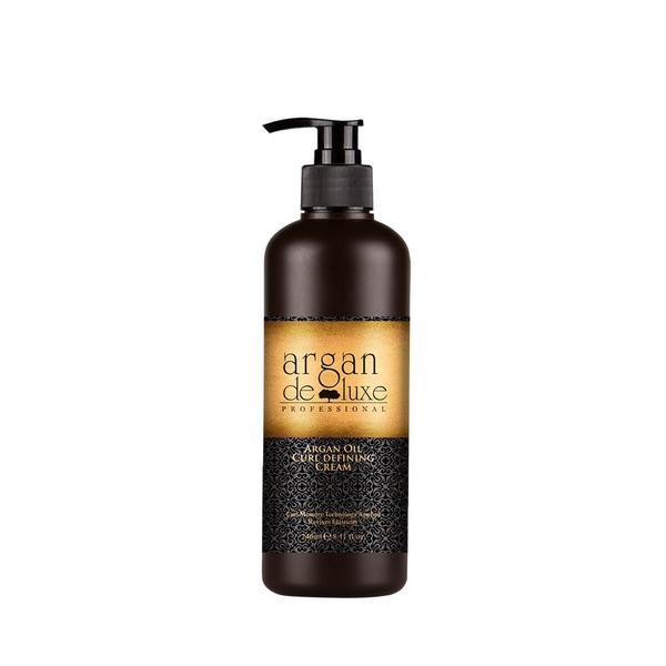 Cremă pentru definirea buclelor Argan de Luxe Professional 240 ml imagine produs
