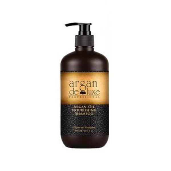 Şampon hrănitor Argan de Luxe Professional 300 ml poza
