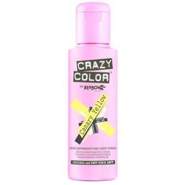 Crazy Color vopsea nuantatoare semipermanenta 100 ml - yellow nr.49