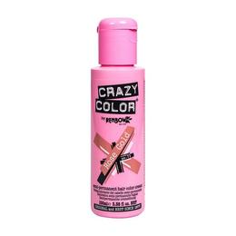 Crazy Color vopsea nuantatoare semipermanenta 100 ml - rose gold nr.73