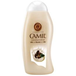 Gel de dus hidratant cu ciocolata, menta Camil Spa 500 ml