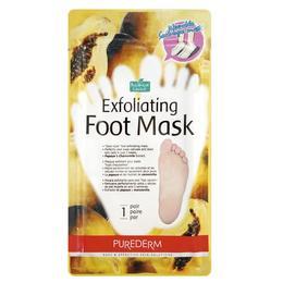 Masca exfolianta pentru picioare