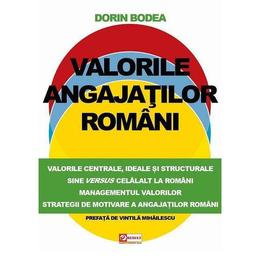 Valorile angajatilor romani - Dorin Bodea, editura Result