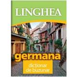 Germana. Dictionar de buzunar Ed.2018, editura Linghea