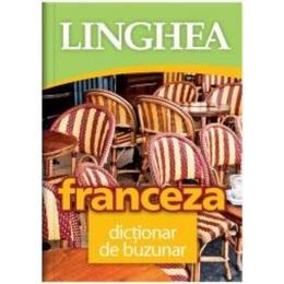 Franceza. Dictionar de buzunar Ed.2018, editura Linghea