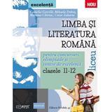 Limba romana - Clasele 11-12 - Pentru concursuri, olimpiade si Centre de excelenta - Camelia Gavrila, Mihaela Dobos, editura Paralela 45