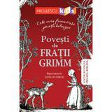 Povesti de fratii Grimm. Cele mai frumoase povesti bilingve, editura Niculescu