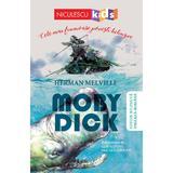 Moby Dick. Cele mai frumoase povesti bilingve - Herman Melville, editura Niculescu