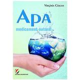 Apa, medicament natural - Virginia Ciocan, editura Universitara
