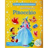 Lipeste autocolantele! Nazdravaniile lui Pinocchio, editura Crisan