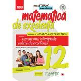 Matematica de excelenta - Clasa 12. Vol. 2: Analiza matematica - Nicolae Musuroia, Gheorghe Boroica, editura Paralela 45
