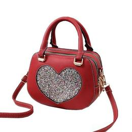 Gentuta de dama Love Fashion - Rosu