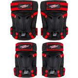 Set protectie Skate Cotiere Genunchiere Cars Seven