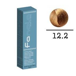 Vopsea De Par Super Blond Platinat Perlat Extra 12.2, Fanola, Uz Profesional,100 ml de la esteto.ro