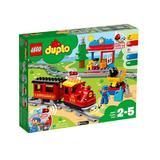 LEGO Duplo - Tren cu aburi Lego (10874)